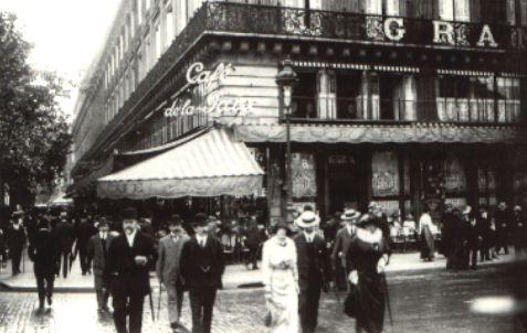 Cafe La Paris