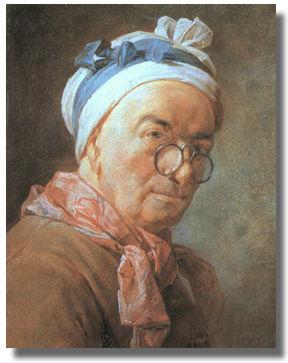 Chardin for Adorno storia dell arte